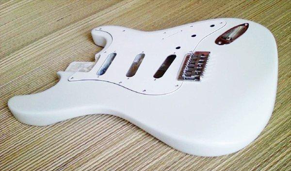 Stratocaster body Alepar