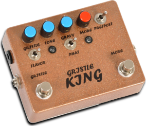 Gristle King T-REX overdrive