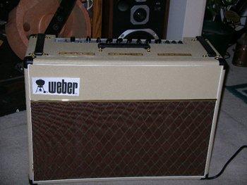 amplificatore valvolare kit weber
