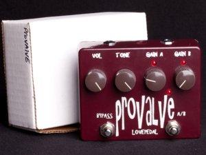 Lovepedal Provalve