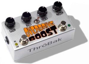 throbak overdrive boost