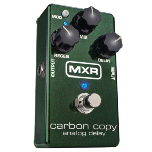 Carbon Copy delay by MXR