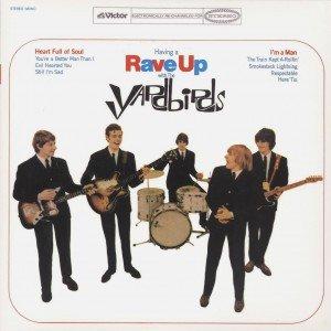 The Yardbirds Having A Rave Up