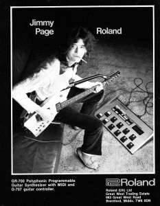 Roland GR-700