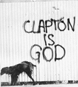 12 Clapton is God