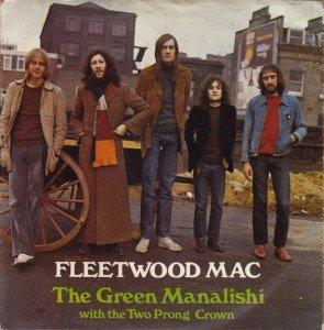 30 The Green Manalishi
